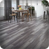 some lvt in a kitchen